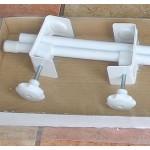 Konstrukce k baldachýnu/moskytiéře